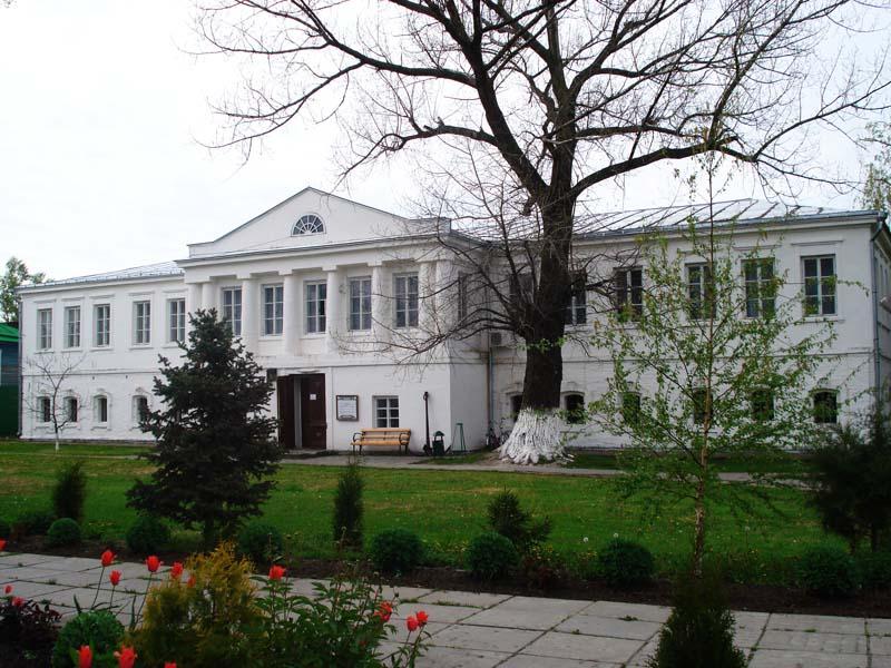 Атаманский дворцовый комплекс Ефремова в Старочеркасской станице