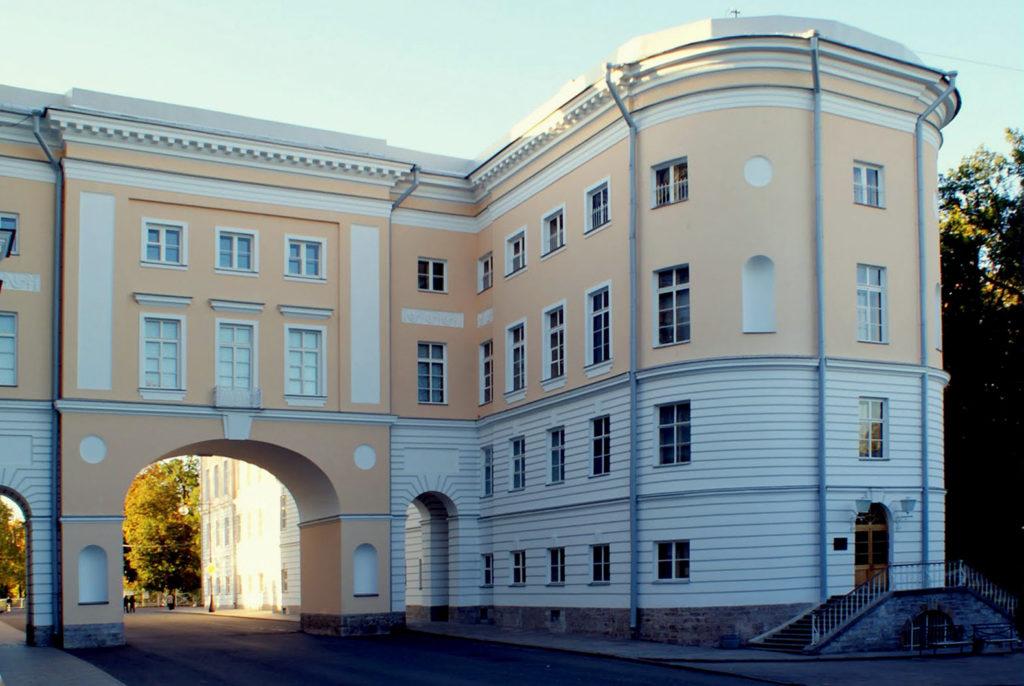 Царскосельский лицей в Пушкине