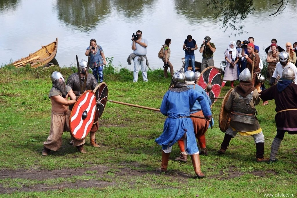 Фестиваль исторической реконструкции в Липецке