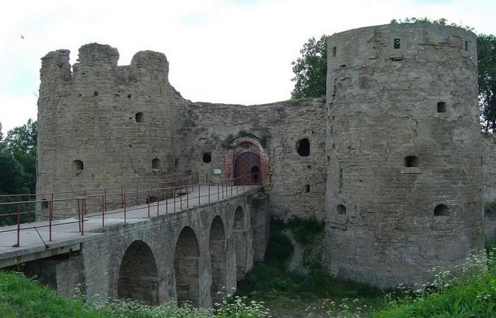 Крепость Порхов
