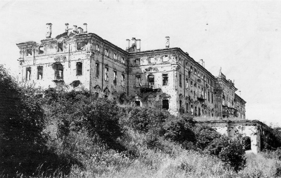 История Константиновского дворца в Стрельне