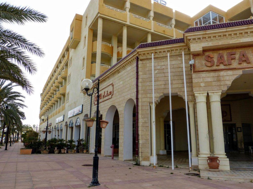 Тунис, Медина Ясмин-Хаммамет