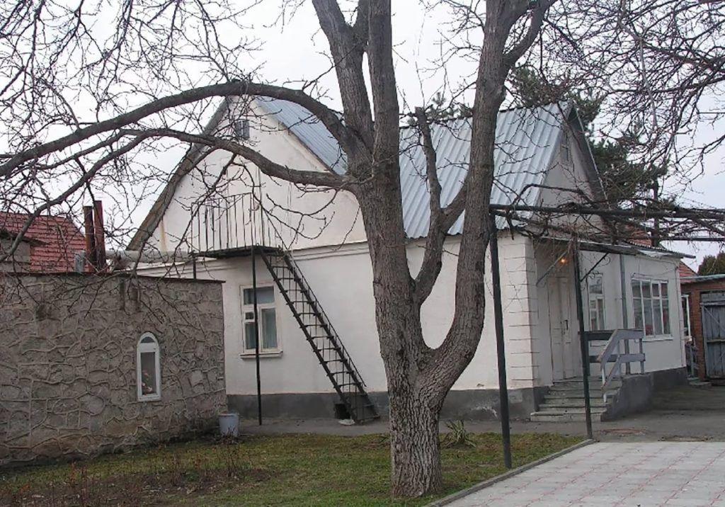 Дом-музей Кайсына Кулиева в Чегеме