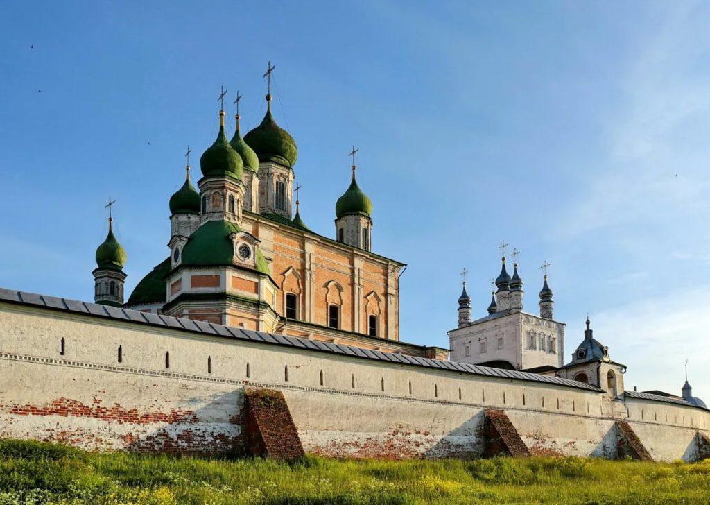 Переславский музей-заповедник на территории бывшего Успенского Горицкого монастыря