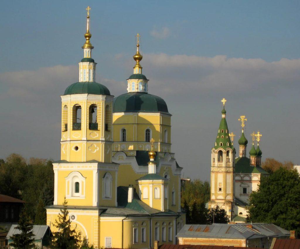 Ильинский собор в Серпухове