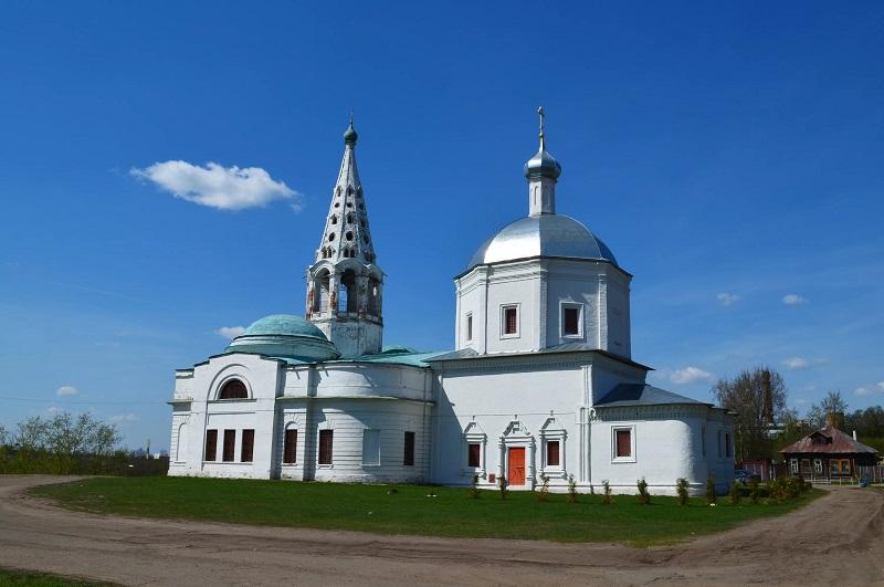 Троицкий собор в Серпухове