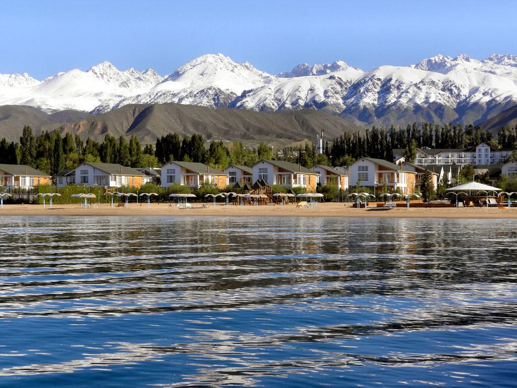фото озера в Киргизии