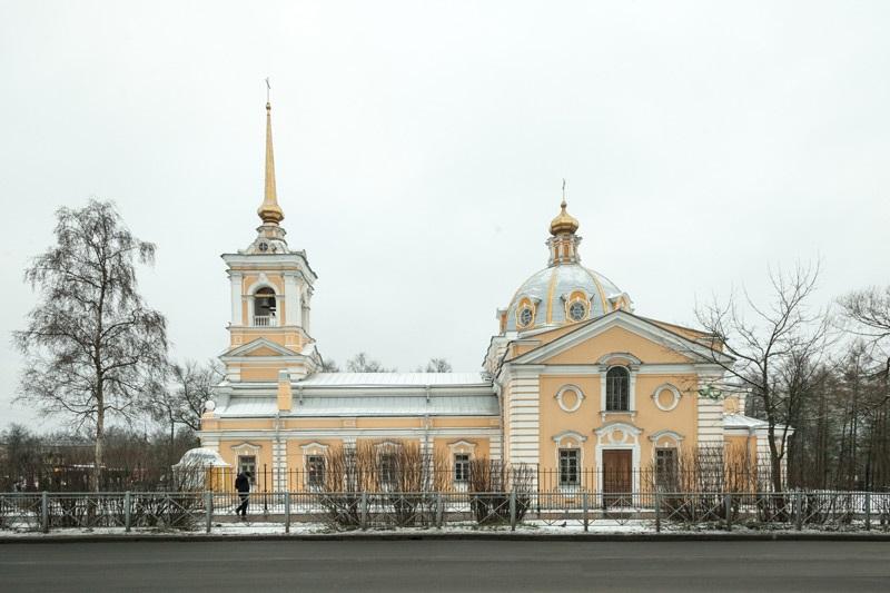 Троицкий собор, г. Красное село