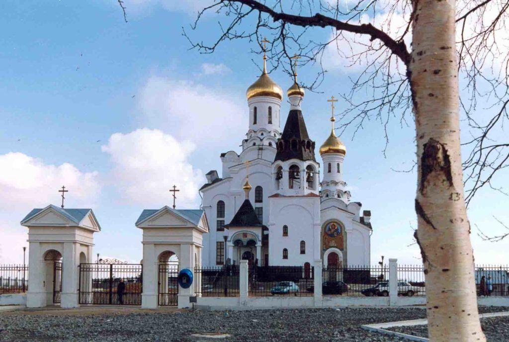 г.Мончегорск, Кафедральный собор Вознесения Господня