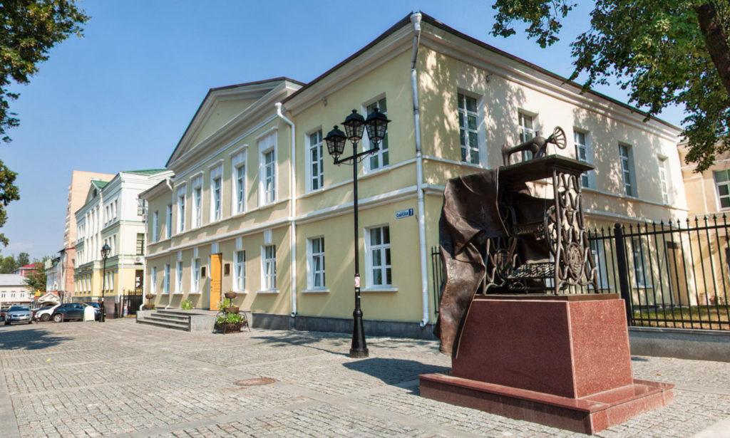Краеведческий музей в Подольске