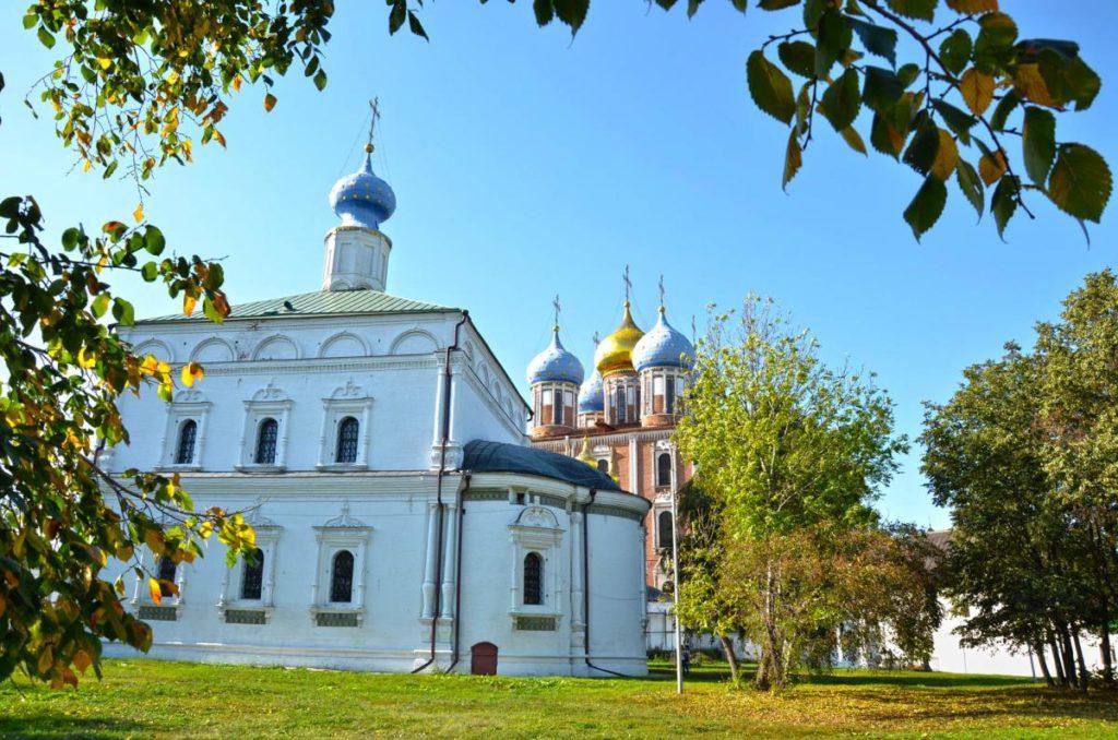 Спасо-Преображенский собор Рязанского Кремля