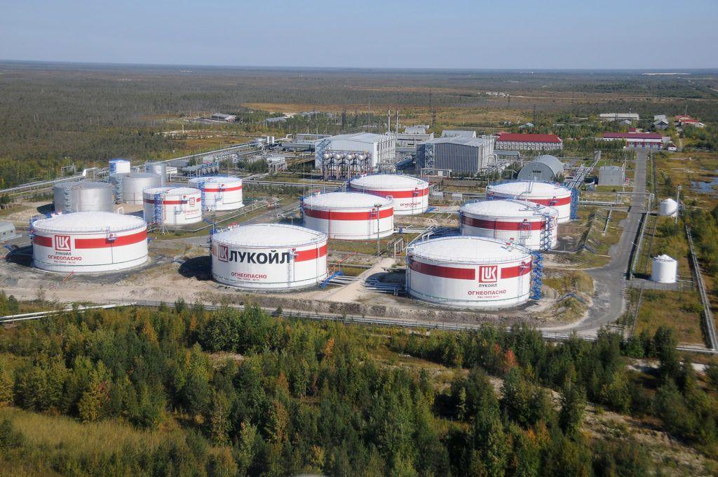 Когалым нефтяные предприятия