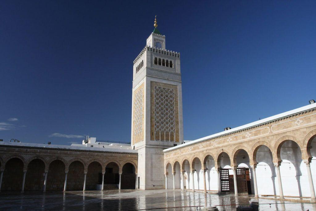 Великая мечеть Хаммамета
