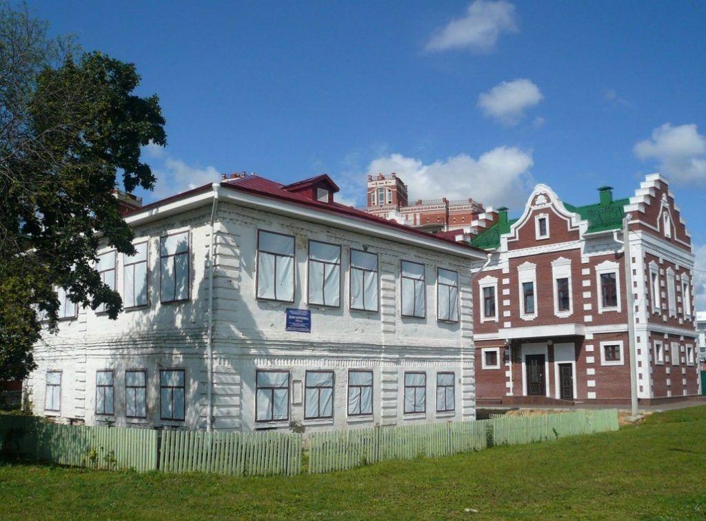 Дом купца Карелина в Йошкар-Оле