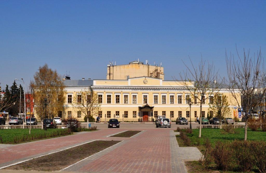 Орловская мужская гимназия в Орле
