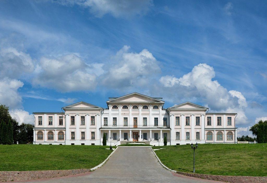 Усадьба Дубровицы близ Подольска
