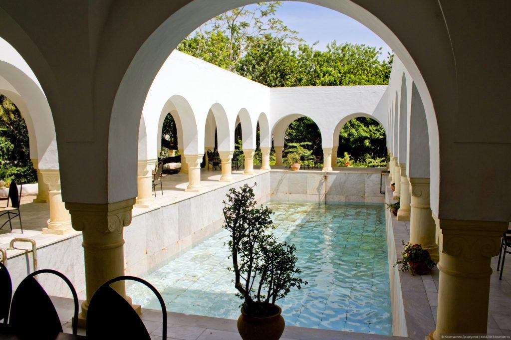 Тунис, Дом Георга Себастиана