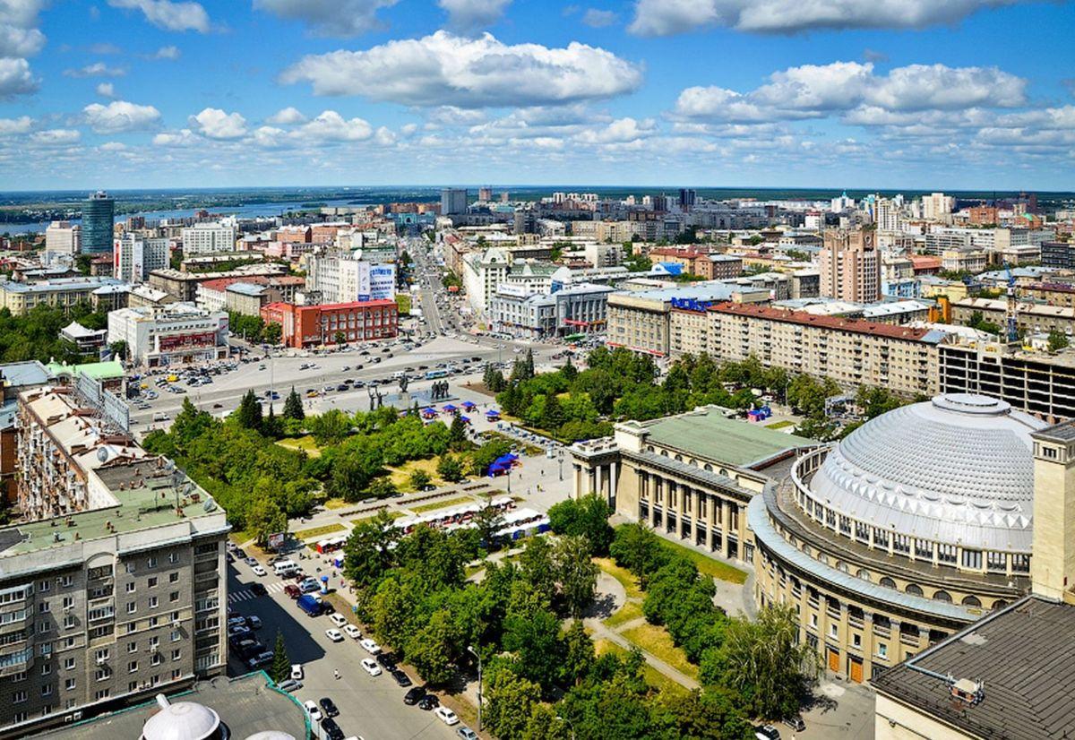Картинки и фото новосибирска