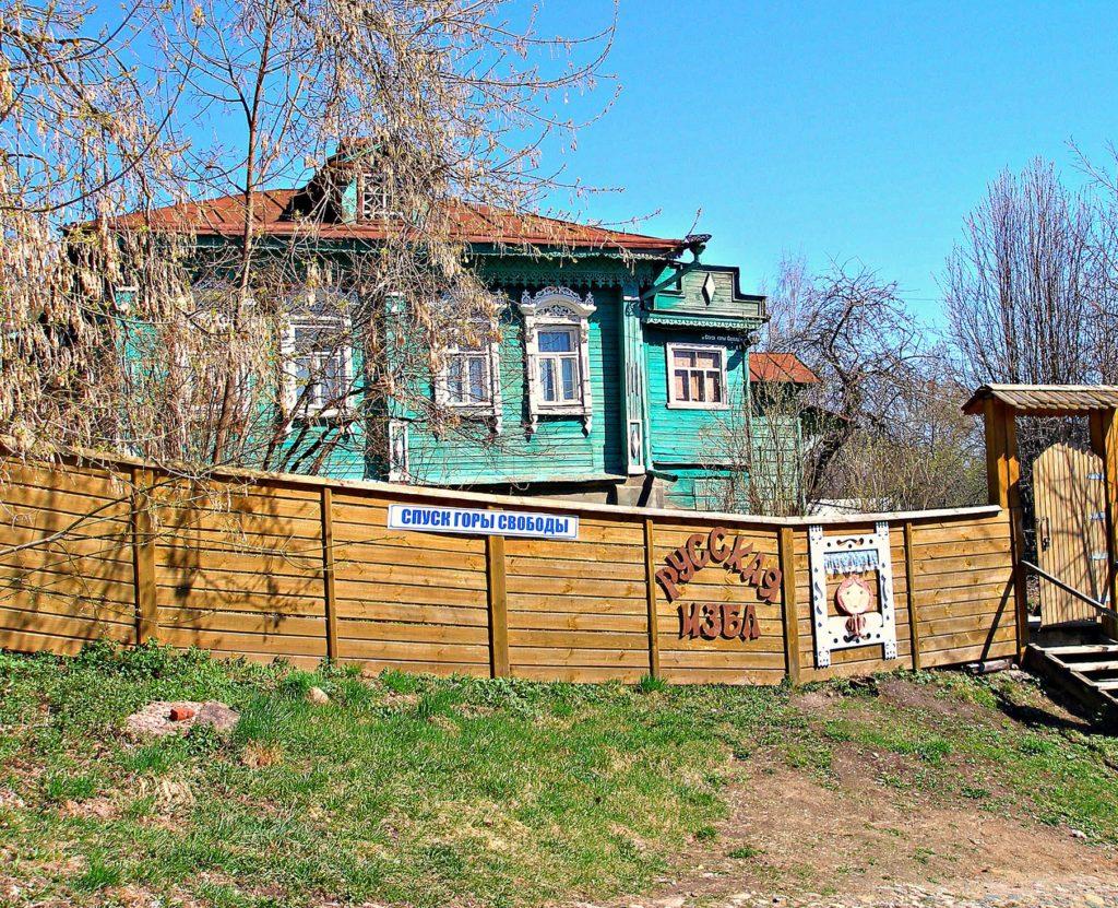 """Музейный комплекс """"Русский дом"""" в городе Плёс"""