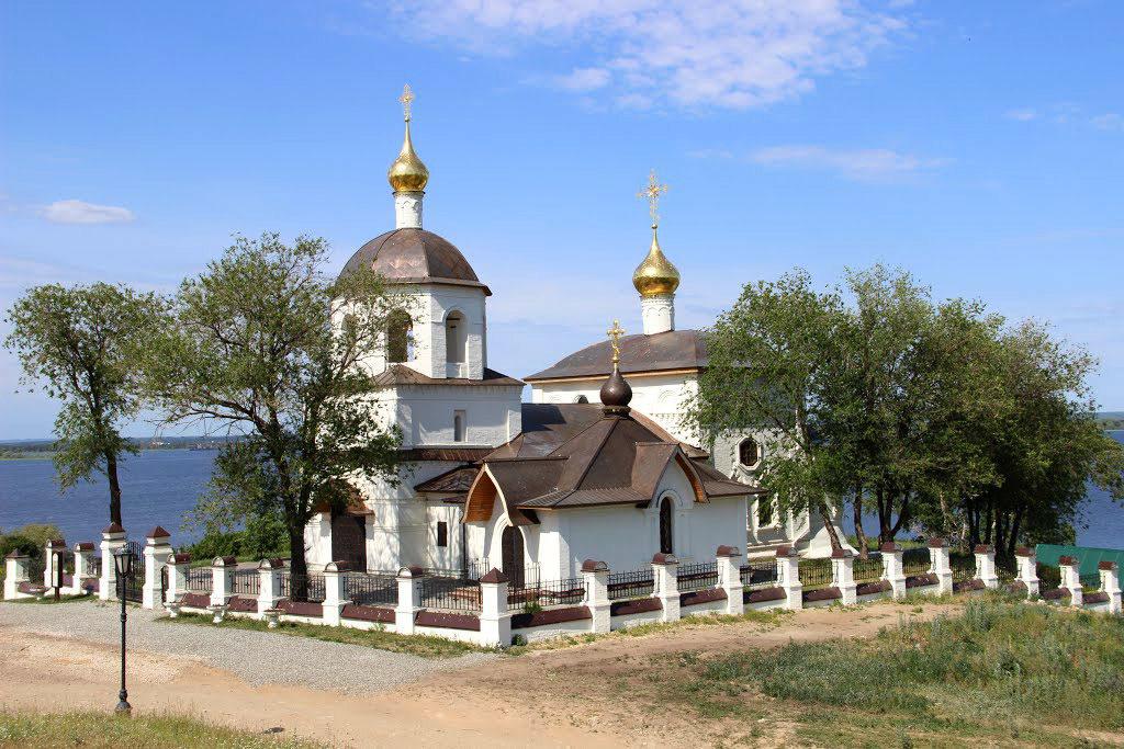 Церковь Константина и Елены в Свияжске