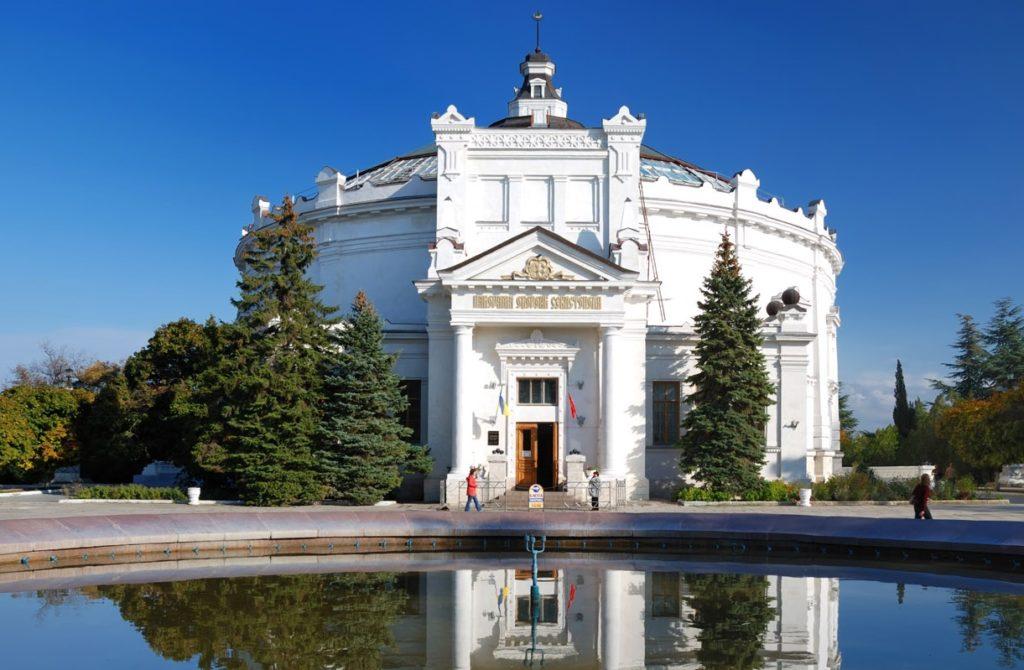 Панорамный музей «Оборона Севастополя 1854-1855 гг.»