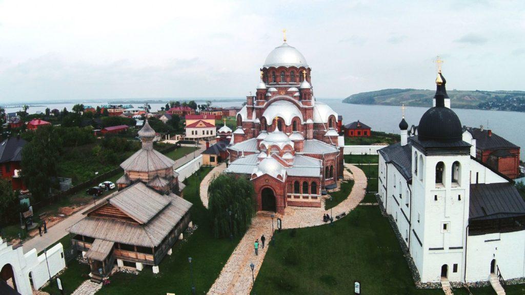Свияжский Иоанно-Предтеченский монастырь