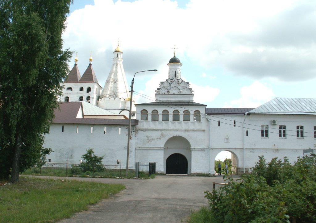 Введенский монастырь в Серпухове