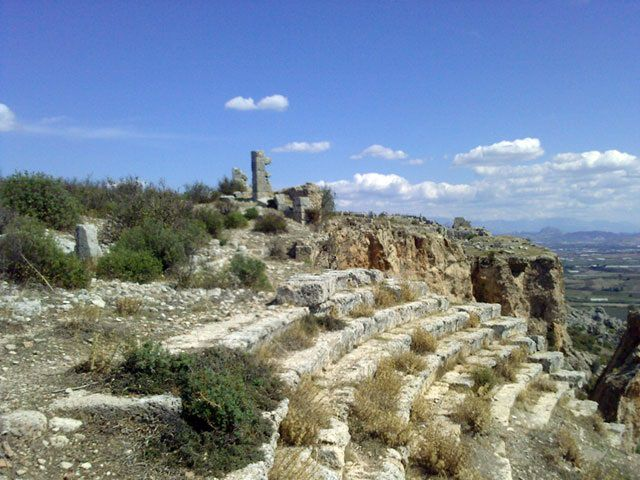 Древний Силлион близ Белека