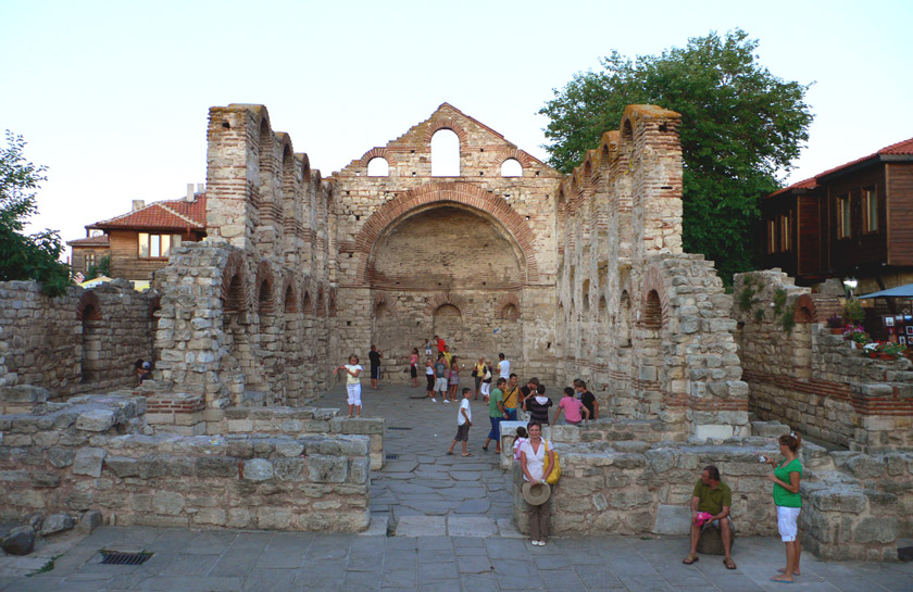 Несебр, Церковь Святой Софии