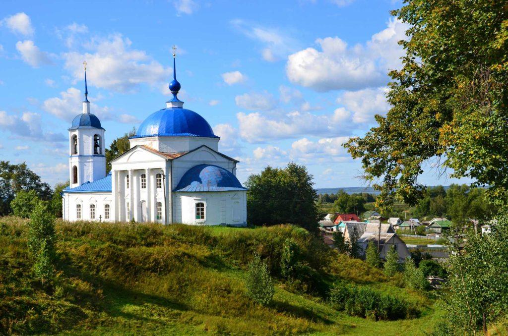 Храм Сретения Господня в Переславле-Залесском