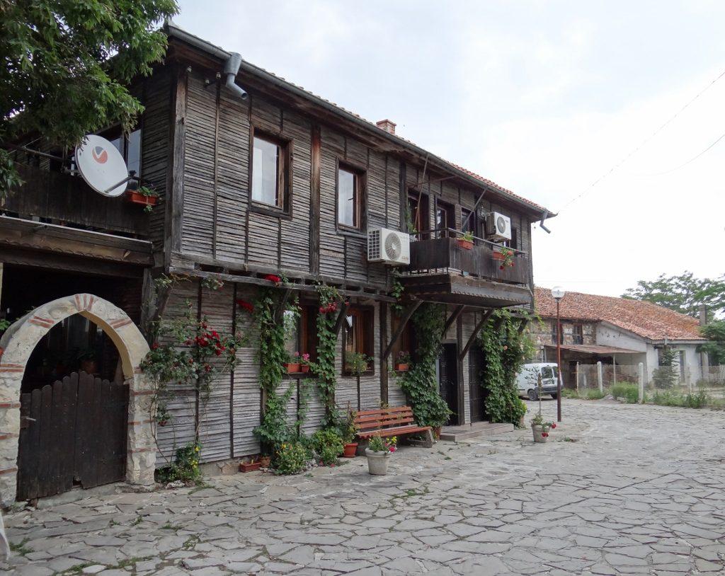 Архитектурный заповедник «Старые дома Поморие» в Болгарии
