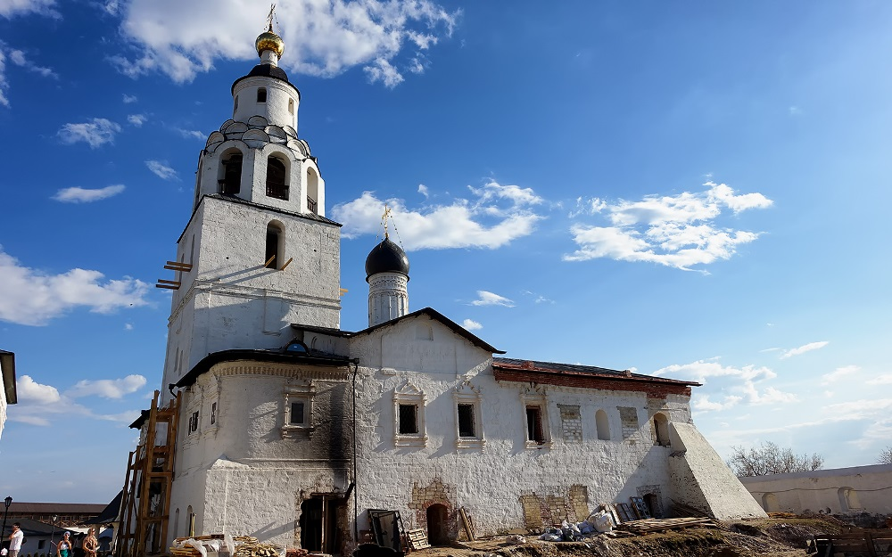 Церковь Николая Чудотворца в Свияжске