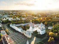 Древнерусский город Вологда