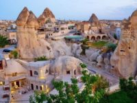 Каппадокия – сказочная страна на территории Турции