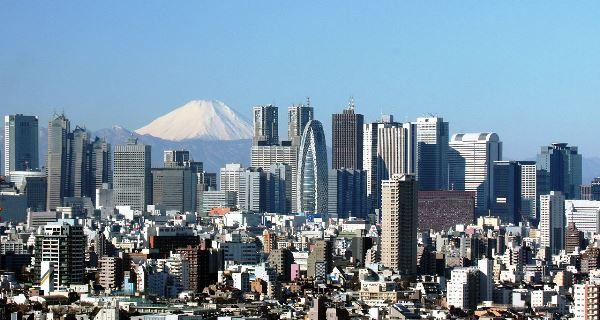 Токио — столица Японии