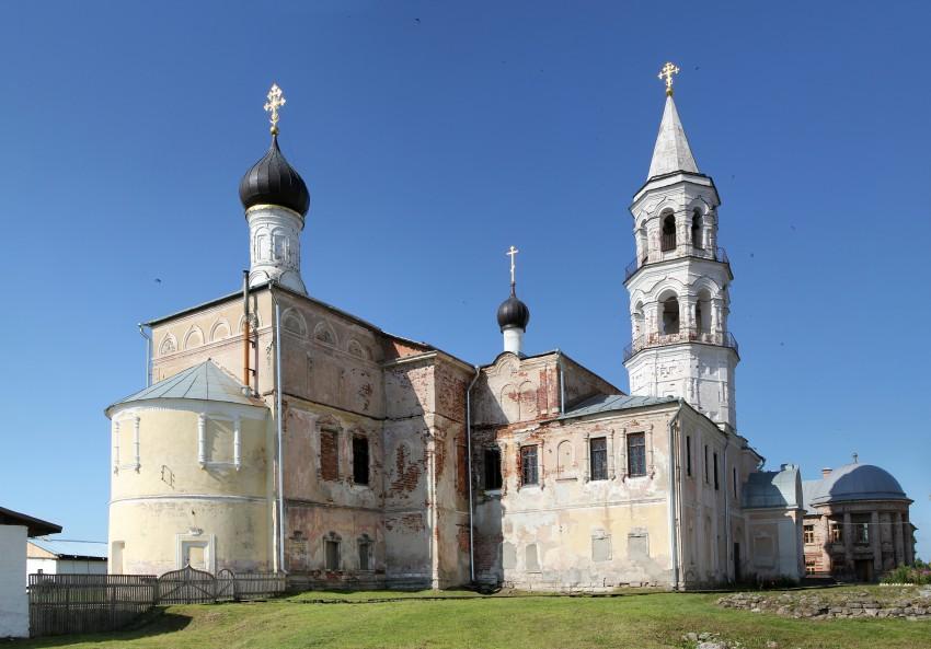 Церковь Введения Пресвятой Богородицы в Храм