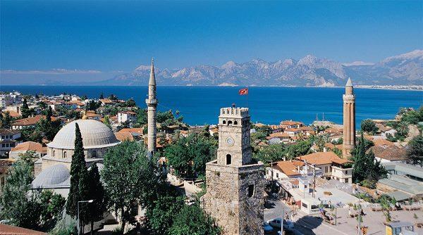 средиземноморская турция