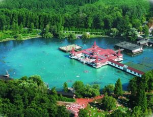 вид на озеро Хэвиз