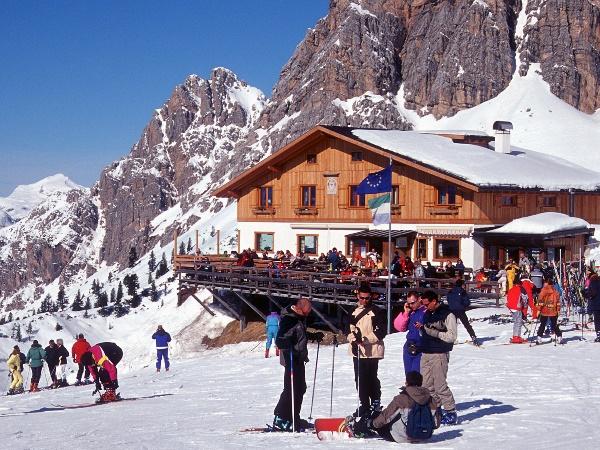 курорты в альпах