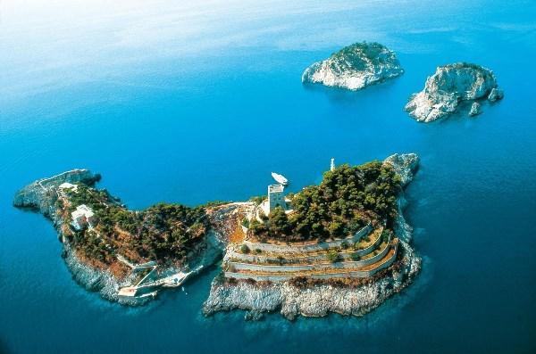 острова средиземного моря