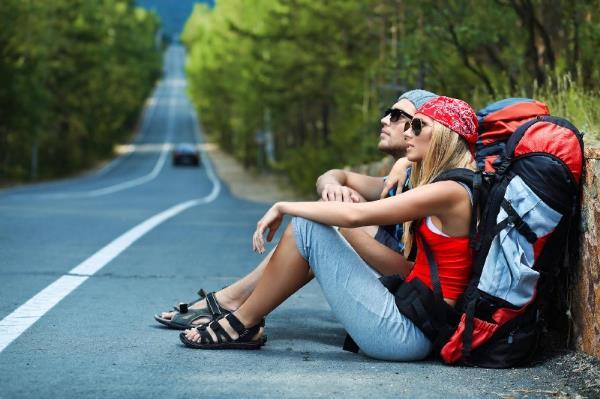 отдых туристов