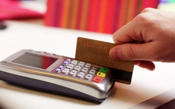 расплатиться банковской картой