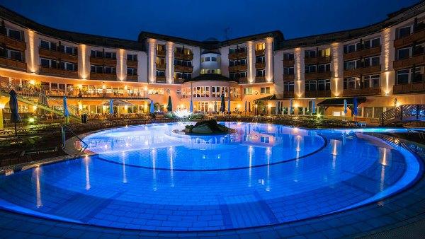 спа-отель лотус
