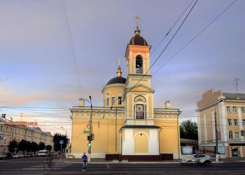 Собор Вознесения Господня в городе Тверь