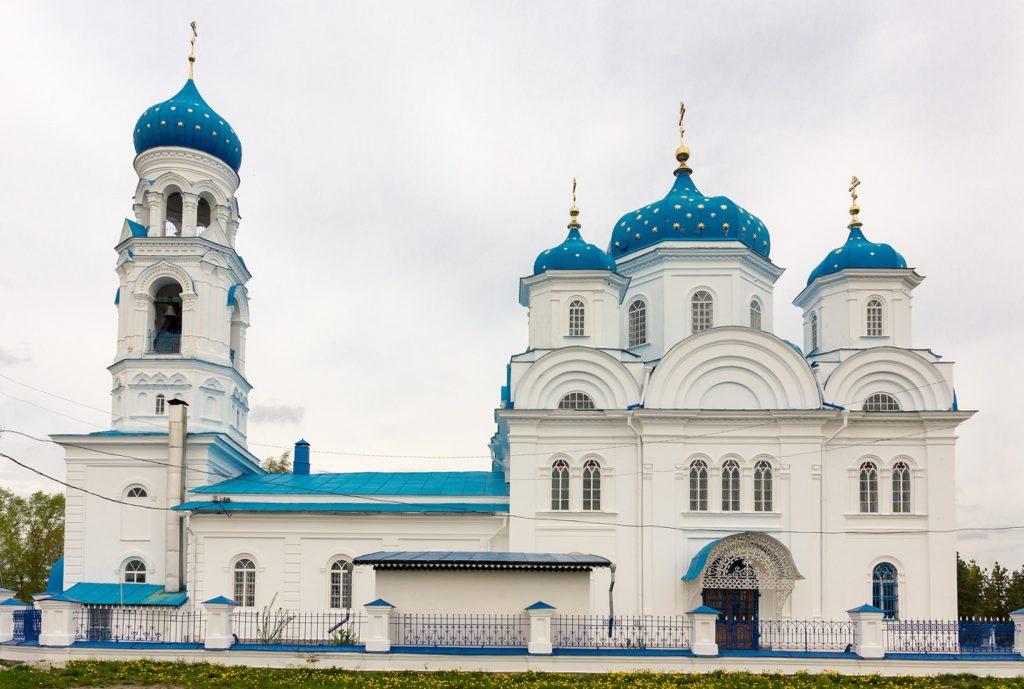 Храм архангела Михаила в Торжке