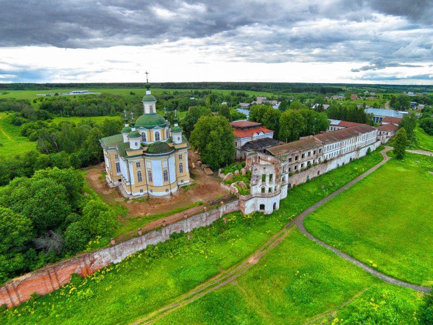 Спасо-Суморин монастырь близ Тотьмы