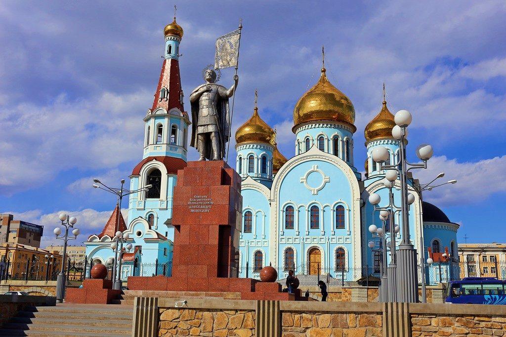 Собор Иконы Божией Матери Казанская в Чите