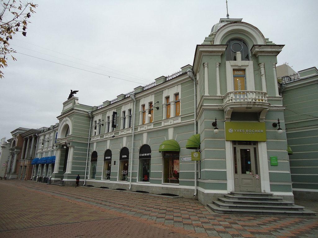 Торговый дом «Кунст и Альберс» в Хабаровске