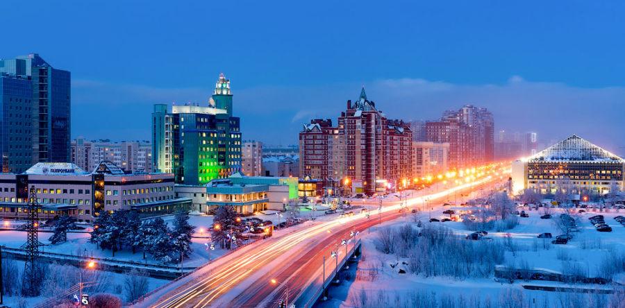 Сургут – столица нефти и газа