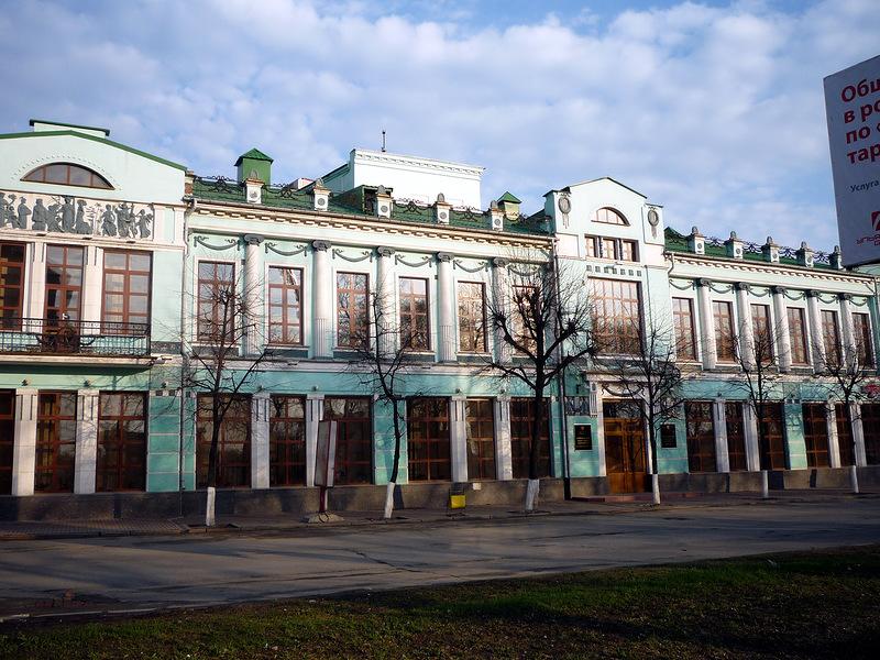 Доходный дом Токарева в Ульяновске